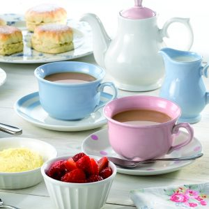 Afternoon Tea Crockery